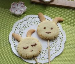 小动物饼干棒