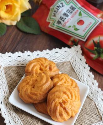 番茄酱黄油饼干