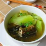 黄鳝莴笋汤