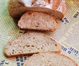 高纤维面包