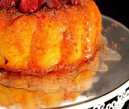 西柚樱桃迷迭香蛋糕