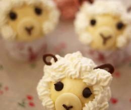 喜羊羊小蛋糕