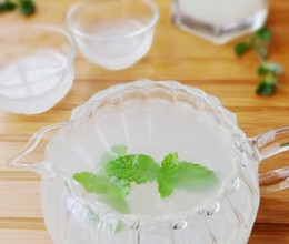 冬瓜薏米茶