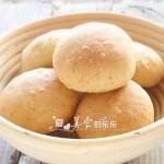 天然酵种原味麦包