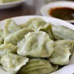 芹菜鲜肉水饺