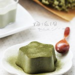 抹茶豆腐布丁