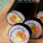 家常版寿司卷