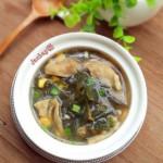 海带肉片汤