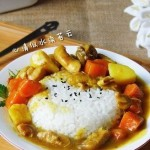土豆咖喱鸡