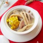鱿鱼干莲藕猪骨汤