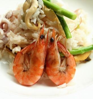海鲜芦笋烩饭的做法 海鲜芦笋烩饭的家常做法 海鲜芦笋烩饭怎么做