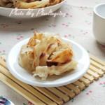 葱香手抓酥饼