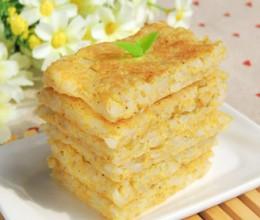 孜然米饭蛋饼