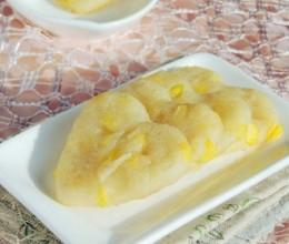 奶香玉米饼