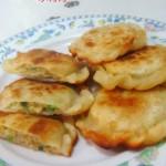 鱼香香葱饼