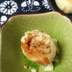鲜肉榨菜月饼