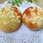 蔓越莓奶酥粒面包