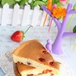 圣女果酸奶蛋糕