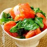 西红柿炒白菜
