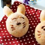 小兔子杂粮面包