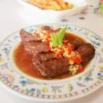 蛋羹豆腐汤