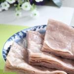红豆豆浆蒸饼