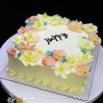 裱花水果蛋糕