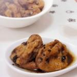 豆豉蒸油豆腐