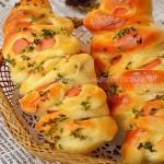 香蔥火腿面包