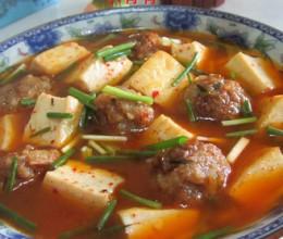 丸子豆腐汤
