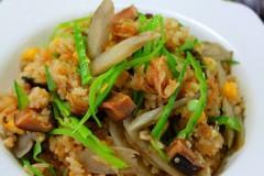 海味藜麦焖饭