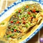 剁椒红烧鱼