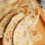 椒鹽蔥花酥餅