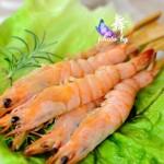 迷迭香盐焗虾