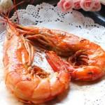 盐煎阿根廷红虾