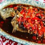 蒜蓉豆豉剁椒鱼