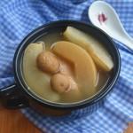 雪梨猪展汤