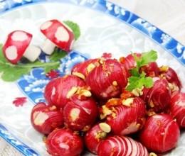 腌樱桃萝卜