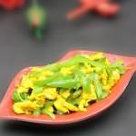 尖椒炒雞蛋