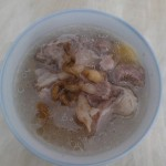 麦冬石斛茼骨汤
