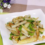 干煸土豆条