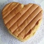 心形戚風蛋糕