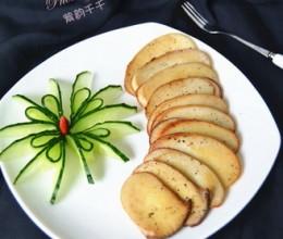 黑椒杏鲍菇