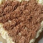 双色奶油蛋糕