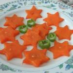 电饭锅煎萝卜片