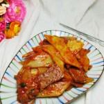 茄汁莴笋片