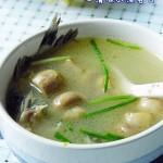 黄腊丁鲜蘑汤