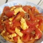 瘦肉鸡蛋炒番茄