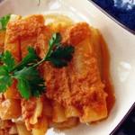 白萝卜黄金泡菜