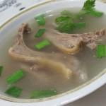 清炖羊排汤